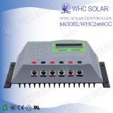 Controlador solar 60A da carga do reconhecimento automático PWM