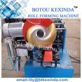 高品質は機械、機械を作る円形のDownpipeを形作る鋼鉄Downspoutロールに電流を通した
