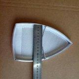 Chaussure en aluminium de fer de teflon, chaussure de fer de PTFE
