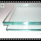 Ultra claro/bajo planchar el vidrio blanco estupendo con ISO/el Ce/SGS