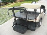 電気4人の乗客のゴルフカート