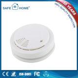 Garantie à la maison autonome ou détecteur d'alarme de fumée de réseau