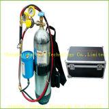 De draagbare Scherpe Toorts van de Benzine van het Type en van het Houvast voor mens-Pak en van de Rugzak Type
