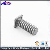Pieza de maquinaria de aluminio del CNC de la alta precisión para médico