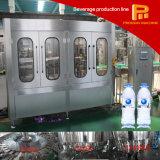 Máquina de rellenar pura automática del agua mineral de las ventas de la botella caliente del animal doméstico