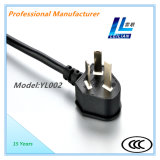 Prueba aislada PVC del agua del aparato electrodoméstico de la cuerda china de la corriente eléctrica