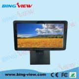 """15.6 """" Pcap Point of Sales todo em um monitor da tela de toque"""