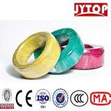 o EL colorido de cobre de 1.5mm prende o fio H07V-U do edifício do PVC do cabo elétrico