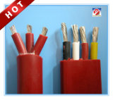 Der isolierte Silikon-Gummi Vde-H05ss-F und umhüllte flexibles Kabel