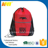 Nylon Backpack Drawstring спорта 420d