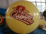 aerostato gonfiabile dell'elio di Sphercial del diametro di 2m per la pubblicità del K7068