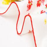 Écharpe pure animale de soie de sergé estampée par Digitals de configuration