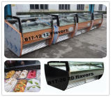 Gelato/congelador do indicador gelado (B17)