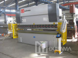 Máquina del freno de la prensa hidráulica del CNC, máquina plegable de doblez, dobladora mejor Amada del metal de hoja