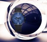 Los hombres del reloj de la manera/las señoras impermeabilizan los relojes de Samrt