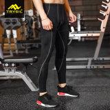 2017 alti pantaloni di ginnastica degli abiti sportivi di elasticità per gli uomini