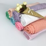 Tela de algodão de nylon tecida do Spandex de matéria têxtil para a camisa