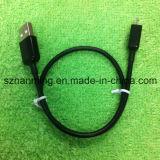 Cable colorido del USB del micr3ofono del estilo de la manera de 2015 ventas al por mayor