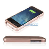 Bateria alternativa ultra magro da caixa do telefone do External 4000mAh com o banco da potência da tampa para o iPhone 7