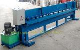 Machine de découpage hydraulique en métal de 4m