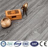 Vinyle durable de plancher de PVC du prix bas 5mm d'épreuve d'incendie