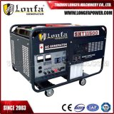 Moteur GX630 Powered Double Cylinders Gasoline Generator pour Honda 10kw