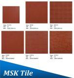 Nuevos azulejos rojos de la mina de la terracota para
