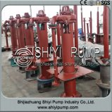 Pompa di pozzetto verticale centrifuga resistente all'uso di trattamento delle acque delle acque luride