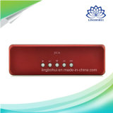 Altavoz portable profesional del reloj de alarma Jy-34 mini con FM