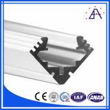 LED를 새로운 디자인 양극 처리 알루미늄 단면도를 제공하십시오