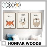 Het Schilderen van de woonkamer het Decoratieve Houten Frame van de Foto