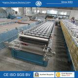 Nuovo rullo ad alta velocità delle mattonelle di tetto del materiale da costruzione di circostanza che forma macchina