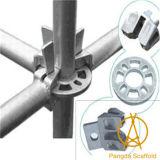 48X3.25mm 고급 최신 복각 직류 전기를 통한 반지 자물쇠 강철 비계 시스템