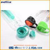 최고 가격 다른 색깔 Irrgular 물병 Joyshaker 플라스틱