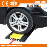 Black & Yellow Durable Rubber 5 canal a cabo Ramp