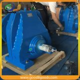 Motore solido della scatola ingranaggi dell'asta cilindrica montato piede