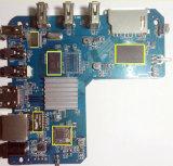 Mxqpro-Rk3229 IPTV sec androïde coulant 4k TV enferme dans une boîte le faisceau de quarte de Rockchip Rk3229
