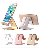 Support en aluminium de tablette de smartphone de support de bureau de stand pour l'iPhone/iPad