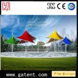 Напольный шатер Shading формы зонтика ландшафта