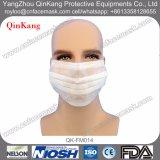 病院の使い捨て可能な2ply非編まれたマスクプロシージャマスク