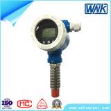 Transmissor de pressão esperto robusto perigoso da aplicação IP66/67 da área com à prova de explosões