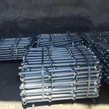 Горячего DIP гальванизировать перила стальной grating дорожки