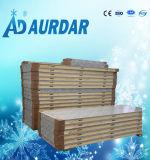Matériau de construction de chambre froide de prix usine