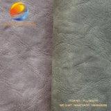 Couro artificial da alta qualidade da sapata com Yumbuck Flc16u20A de superfície