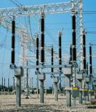 desenganche del aislador de la subestación del interruptor de la desconexión de la rotura del centro 138kV (GW7B-145)