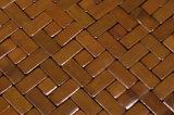Block-Bambustisch-Matte für Tischplatte u. Bodenbelag