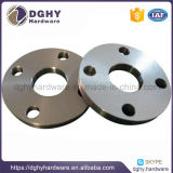 CNCの鋳造の部品のための機械化の溶接の首の炭素鋼のフランジ