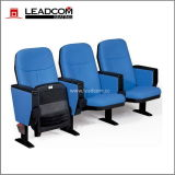 Leadcom heißer Verkauf Upholsterd Theater-Auditoriums-Stuhl Ls-605b