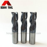 높은 Quality HRC55 3flutes Carbide Slotting Milling Cutter