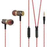 Trasduttore auricolare Handsfree del metallo di Earbuds del metallo degli accessori del telefono mobile